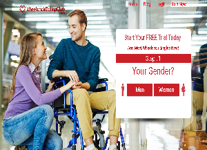 Dating site for learning disabilities