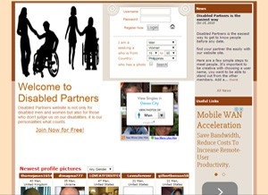 DisabledPartners.com